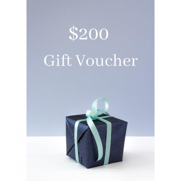 Face First $200 Gift Voucher
