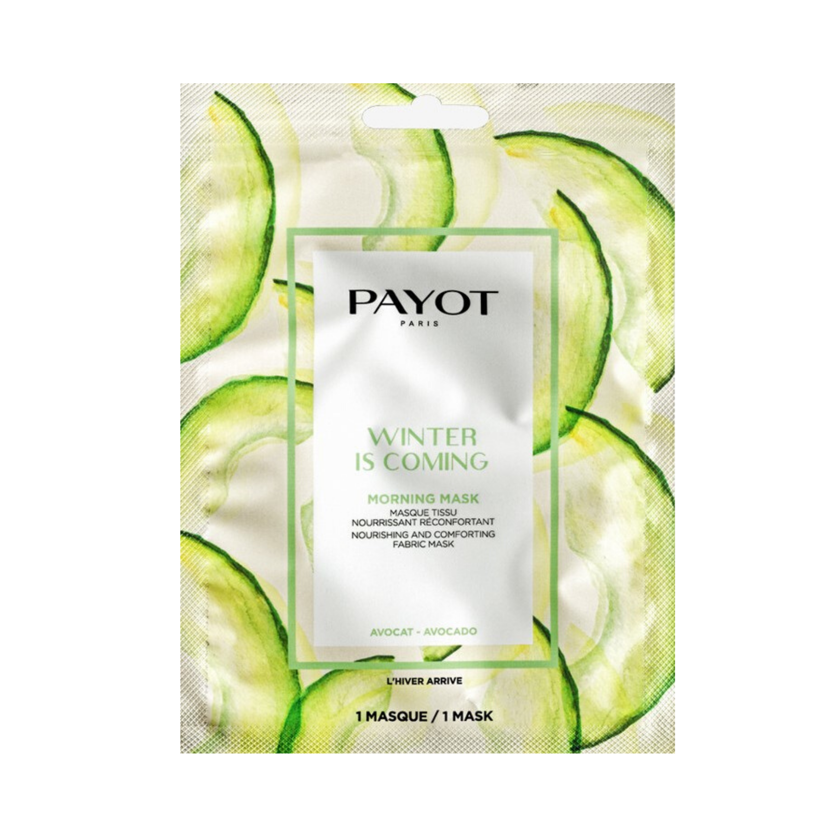 Payot Morning Mask - Winter Is Coming