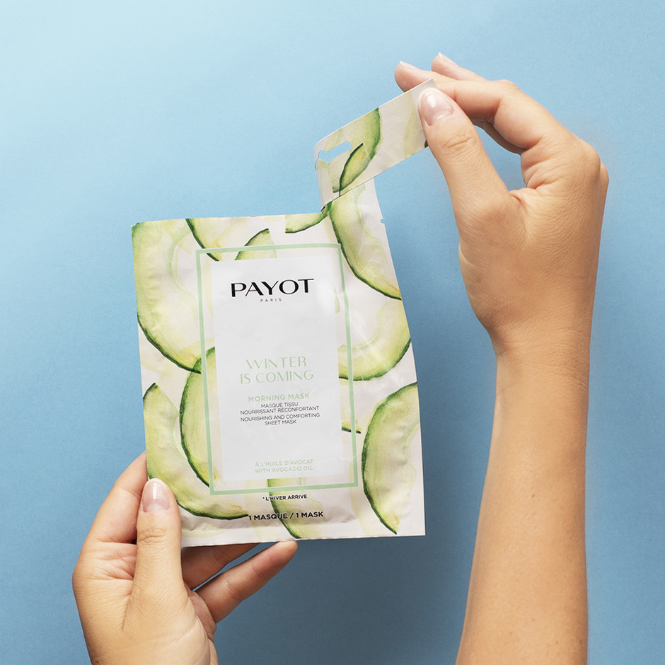 Payot Morning Mask - Winter Is Coming2